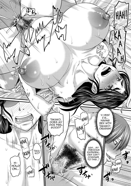 Hatsukoi wa Jukusei Sasete 13