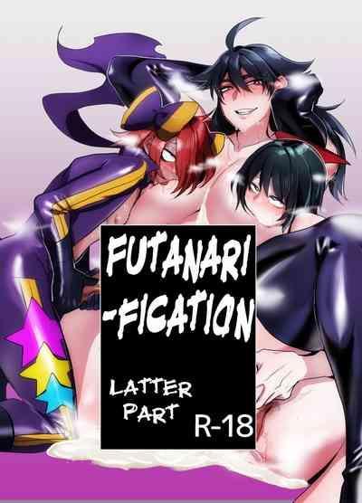 Defeated by Futanarification Medication| Drugged to Futanaridom Part 2 0