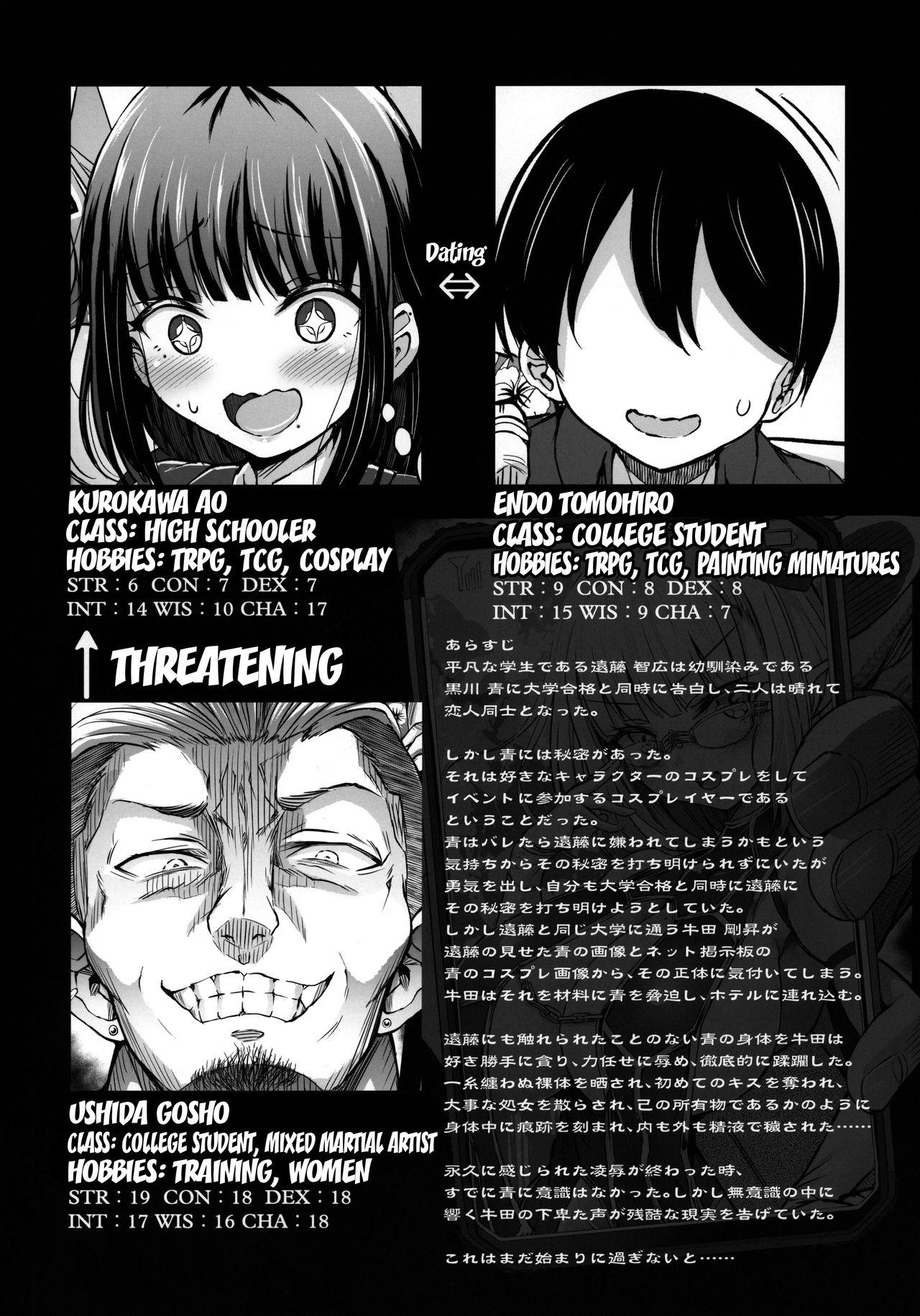 Karisome no Kanojo II Cosplay H Hen | Temporary Girlfriend II Cosplay H Edition 3
