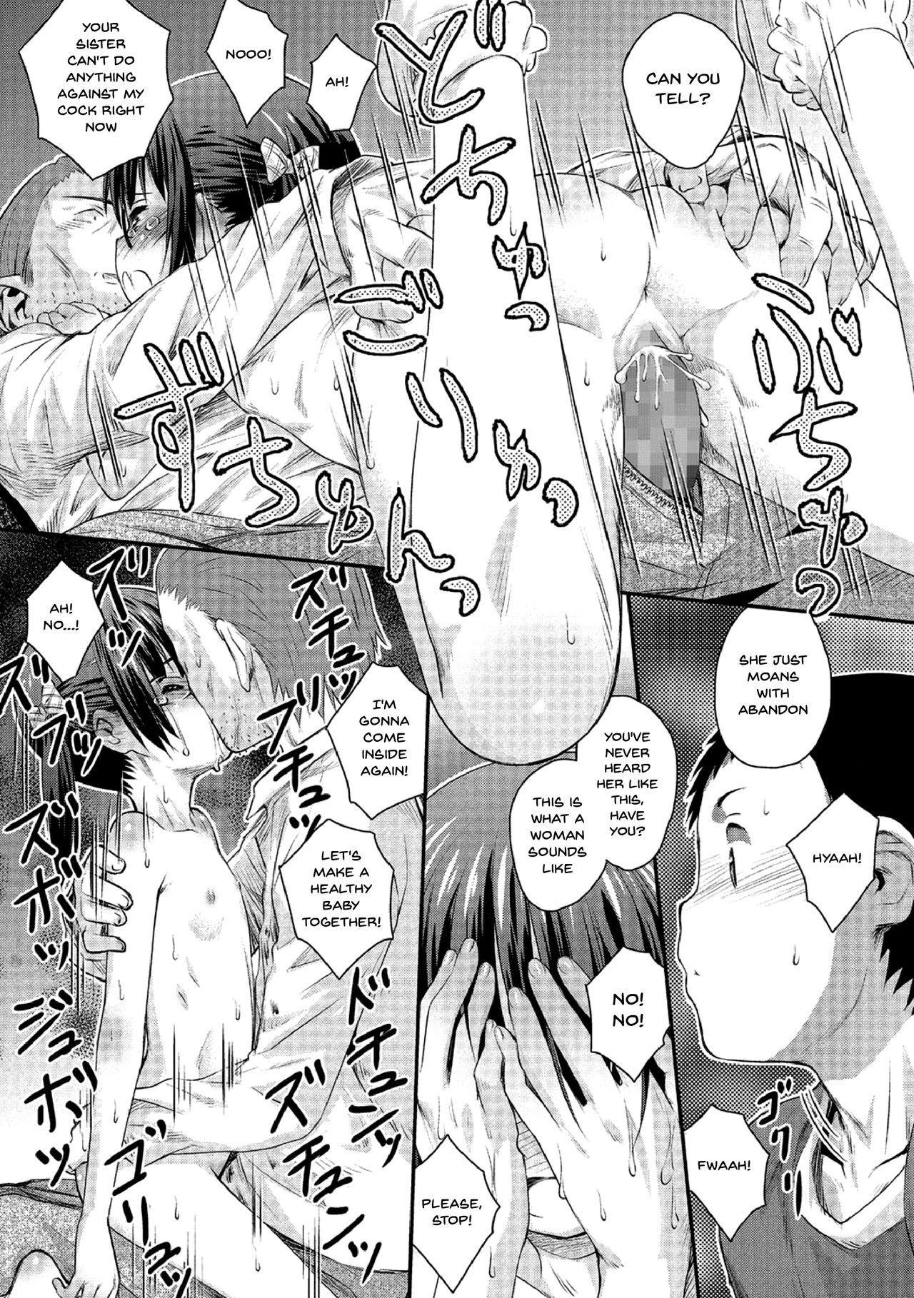 [Anthology] Megane Loli Choukyou Jugyou!! ~Otonashii Megane Lolikko ni Muriyari Dekachin Sounyuu~   The Loli In Glasses' Training Lesson!! ~Force Fucking a Timid Glasses Wearing Loli With My Big Cock~ Ch. 1-3 [English] {Doujins.com} 30