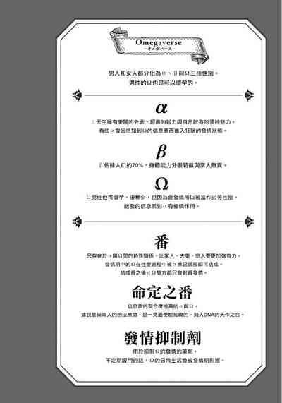 Rakka no Alpha Ou | 硕果的α王 Ch. 1-4 3