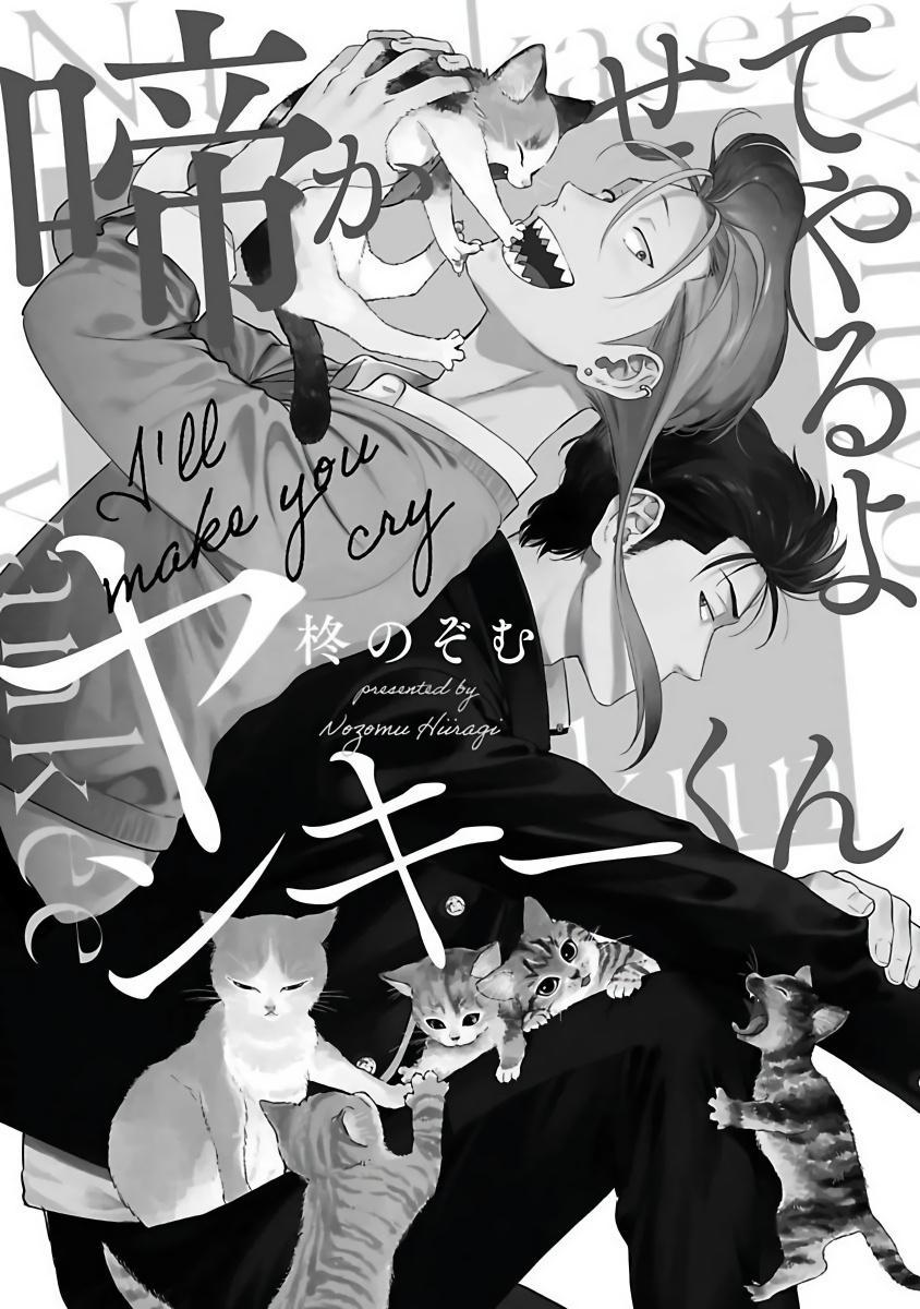 [Hiiragi Nozomu] Nakasete Yaru yo Yankee-kun   让你哭噢小混混 Ch. 1-4 [Chinese] [拾荒者汉化组] [Digital] 6