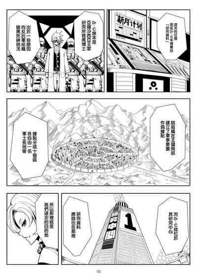 SKIN · ノーマルミッション01【不可视汉化】 4