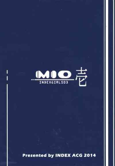 INDEXGIRL S03 MIO Ichi 1