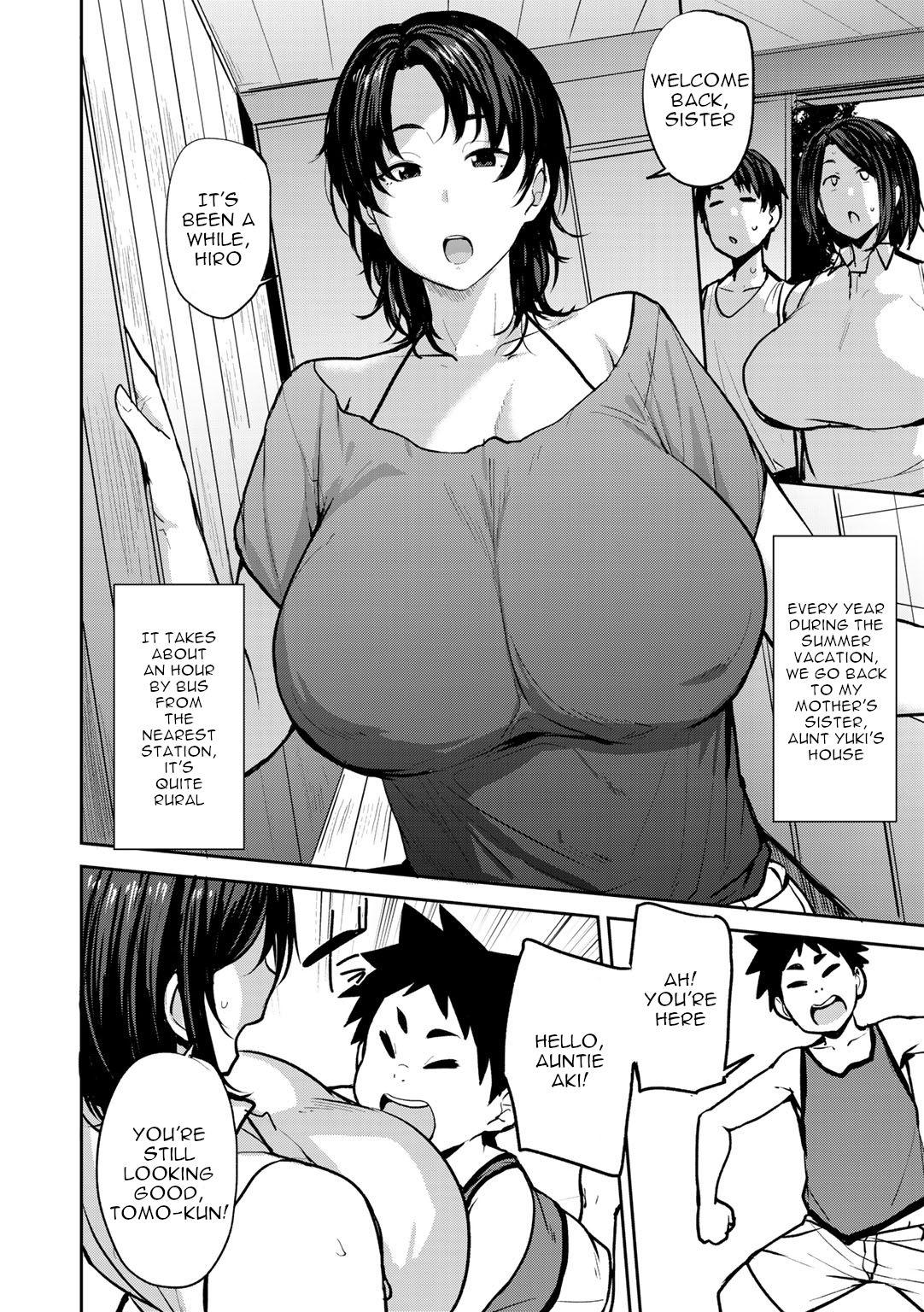 Twin Mother Incest Chapter 1 1