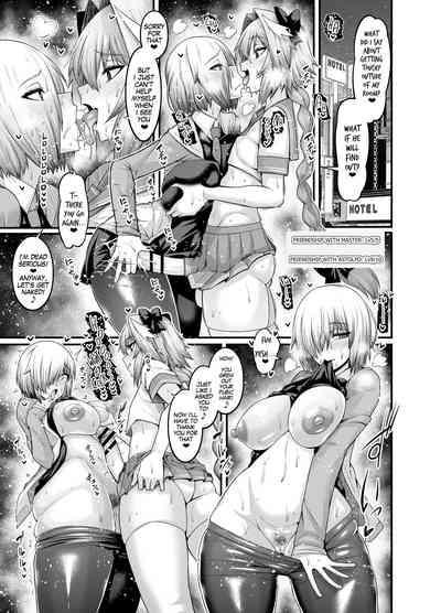 Mash, Astolfo to Nakayoku Naru 1