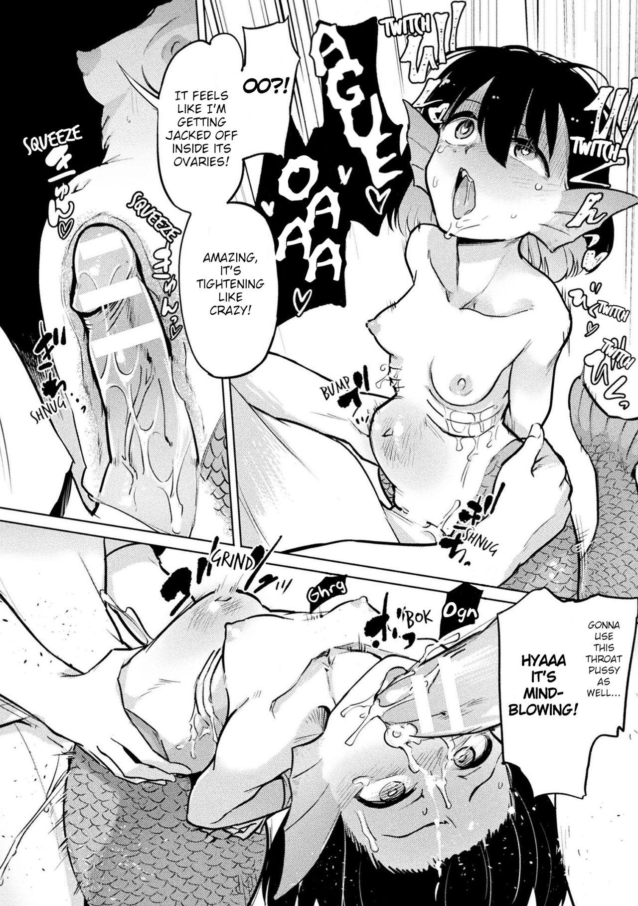 Ningyoran Shuukaku   Mermaid Roe Harvest 9