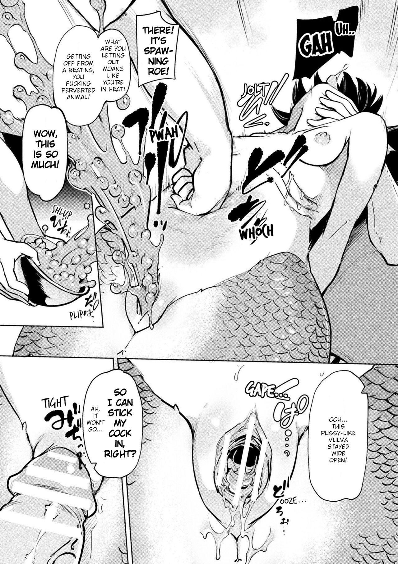 Ningyoran Shuukaku   Mermaid Roe Harvest 6