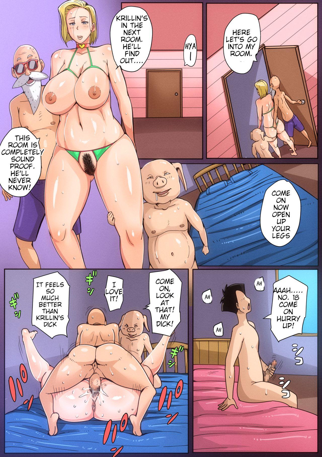 B-Kyuu Manga 10 34