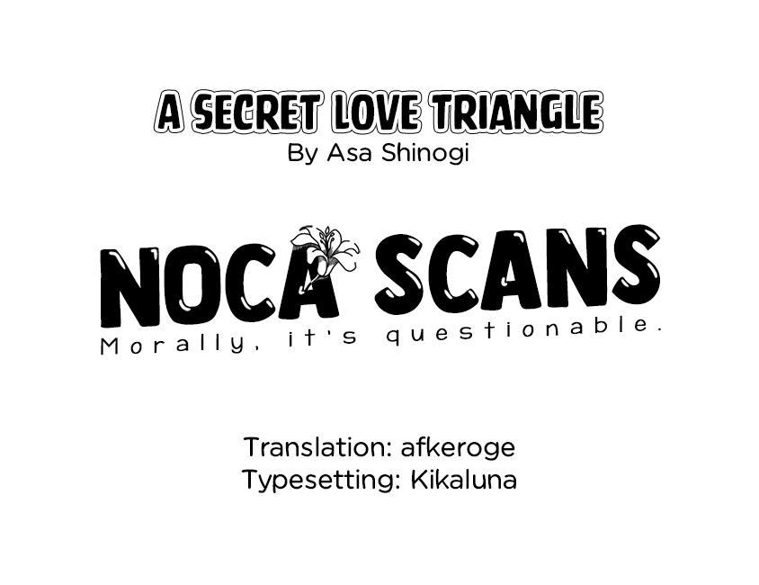 A Secret Love Triangle | Himitsu no Triangle Love 22