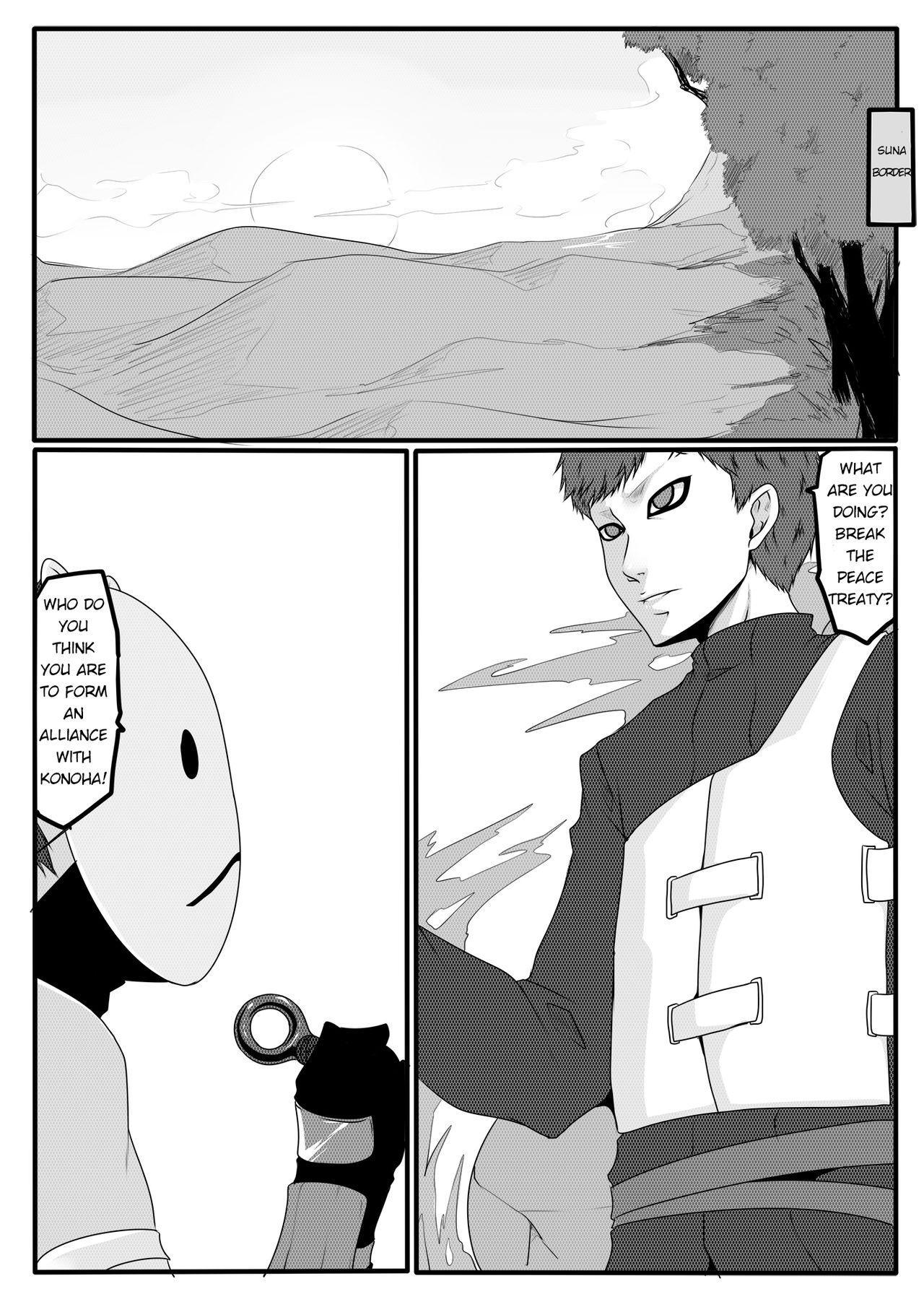 [GoDLeTTeR] Kunoichi Jigoku Daisanmaku (Naruto) ENG 9