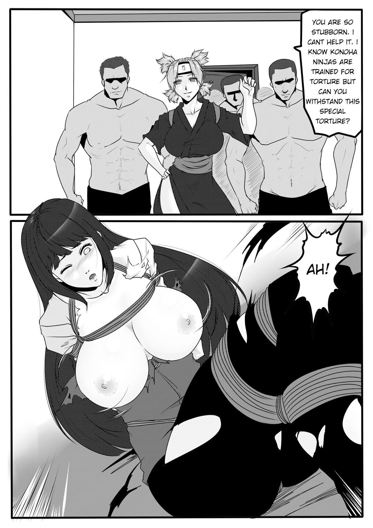 [GoDLeTTeR] Kunoichi Jigoku Daisanmaku (Naruto) ENG 16