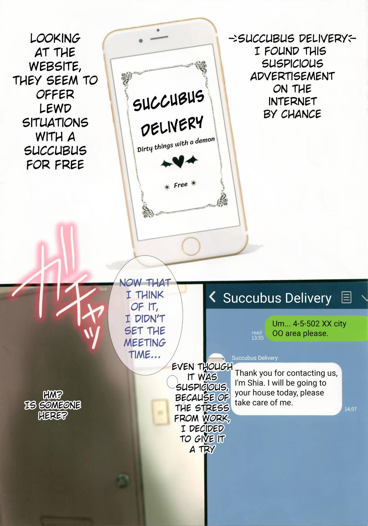 Succubus Delivery 1