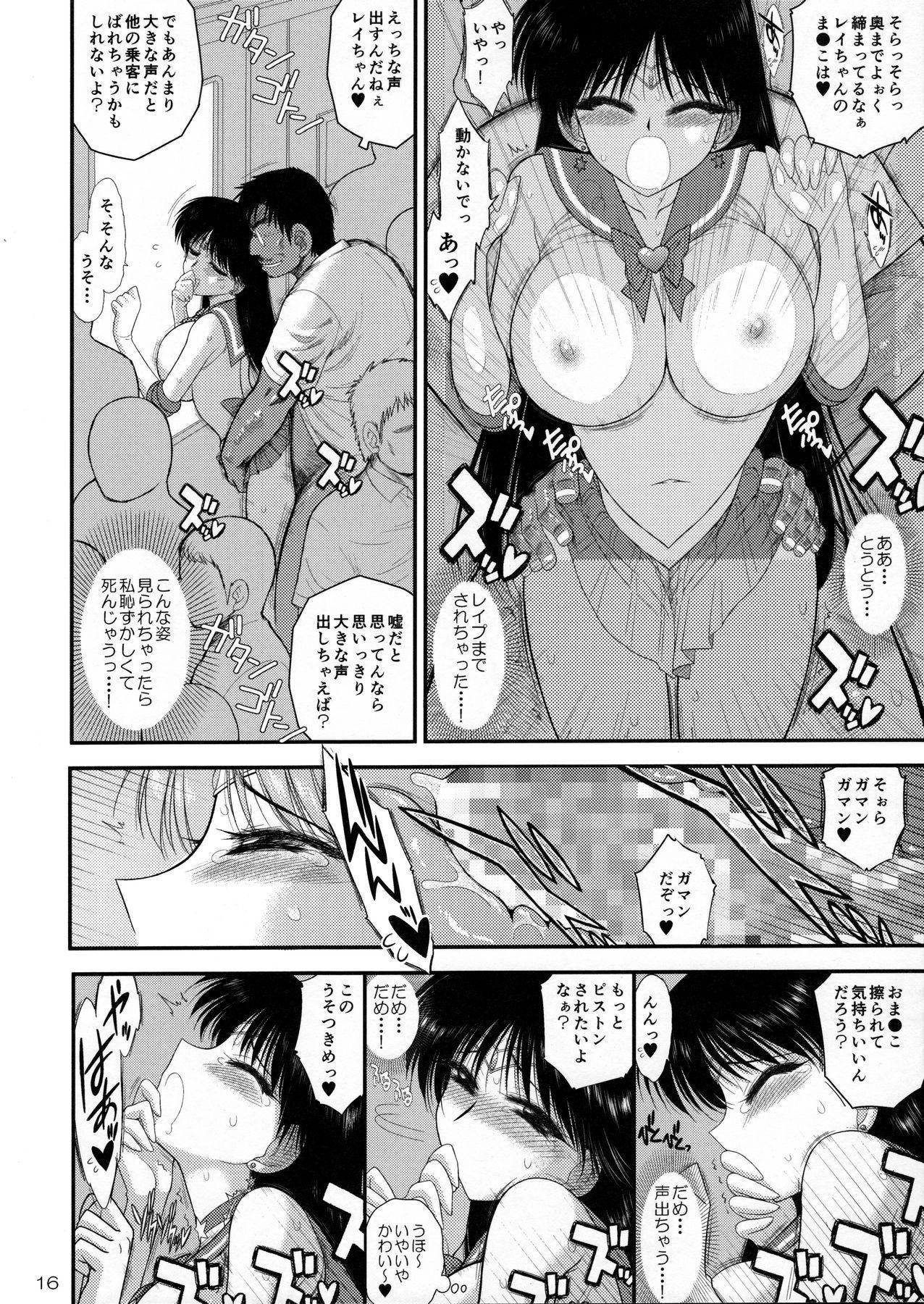 The Fertilization of Rei Hino 15