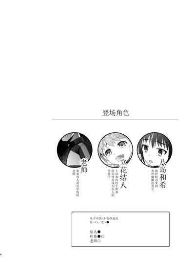 Bokuno Himitsu 3