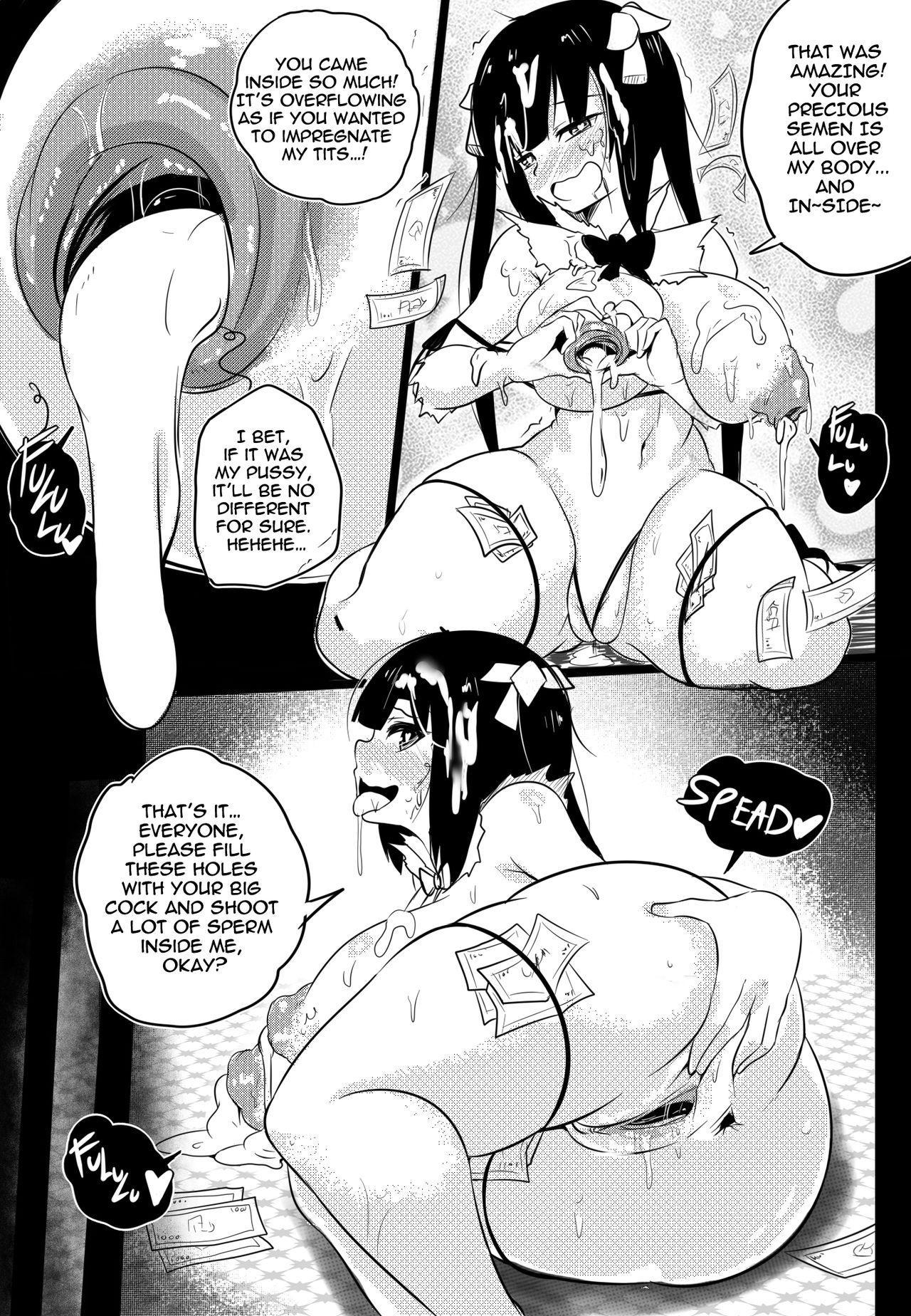 [Merkonig] B-Trayal 20 Hestia (dungeon ni deai o motomeru no wa machigatteiru darou ka) Part2 [English] 9