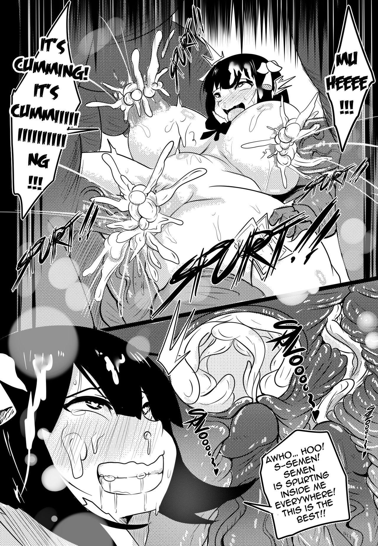 [Merkonig] B-Trayal 20 Hestia (dungeon ni deai o motomeru no wa machigatteiru darou ka) Part2 [English] 12