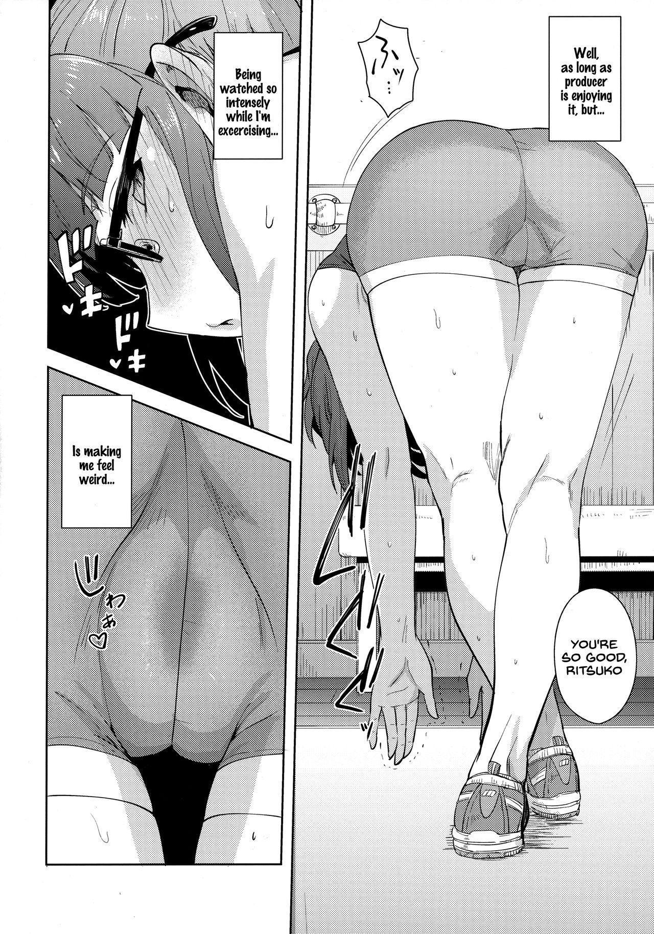 Ritsuko to Stretch! 8
