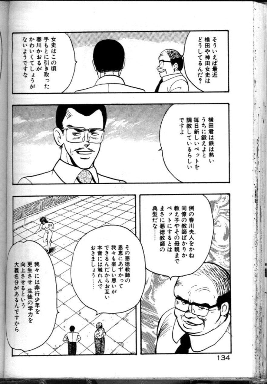Keiko Sensei no Chijoku Jugyou 136