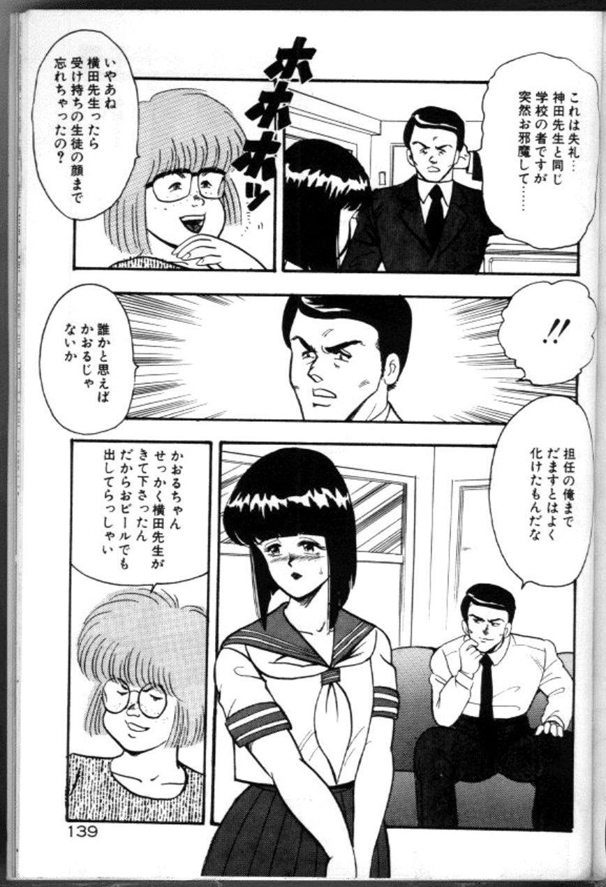 Keiko Sensei no Chijoku Jugyou 141