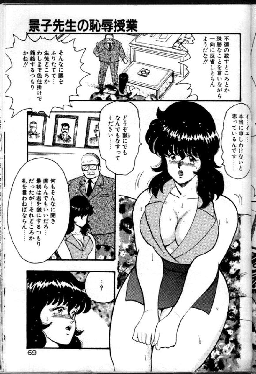 Keiko Sensei no Chijoku Jugyou 71