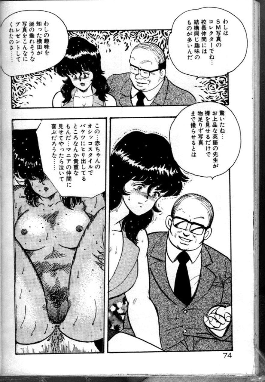 Keiko Sensei no Chijoku Jugyou 76