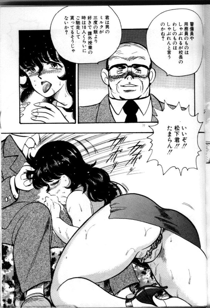 Keiko Sensei no Chijoku Jugyou 79