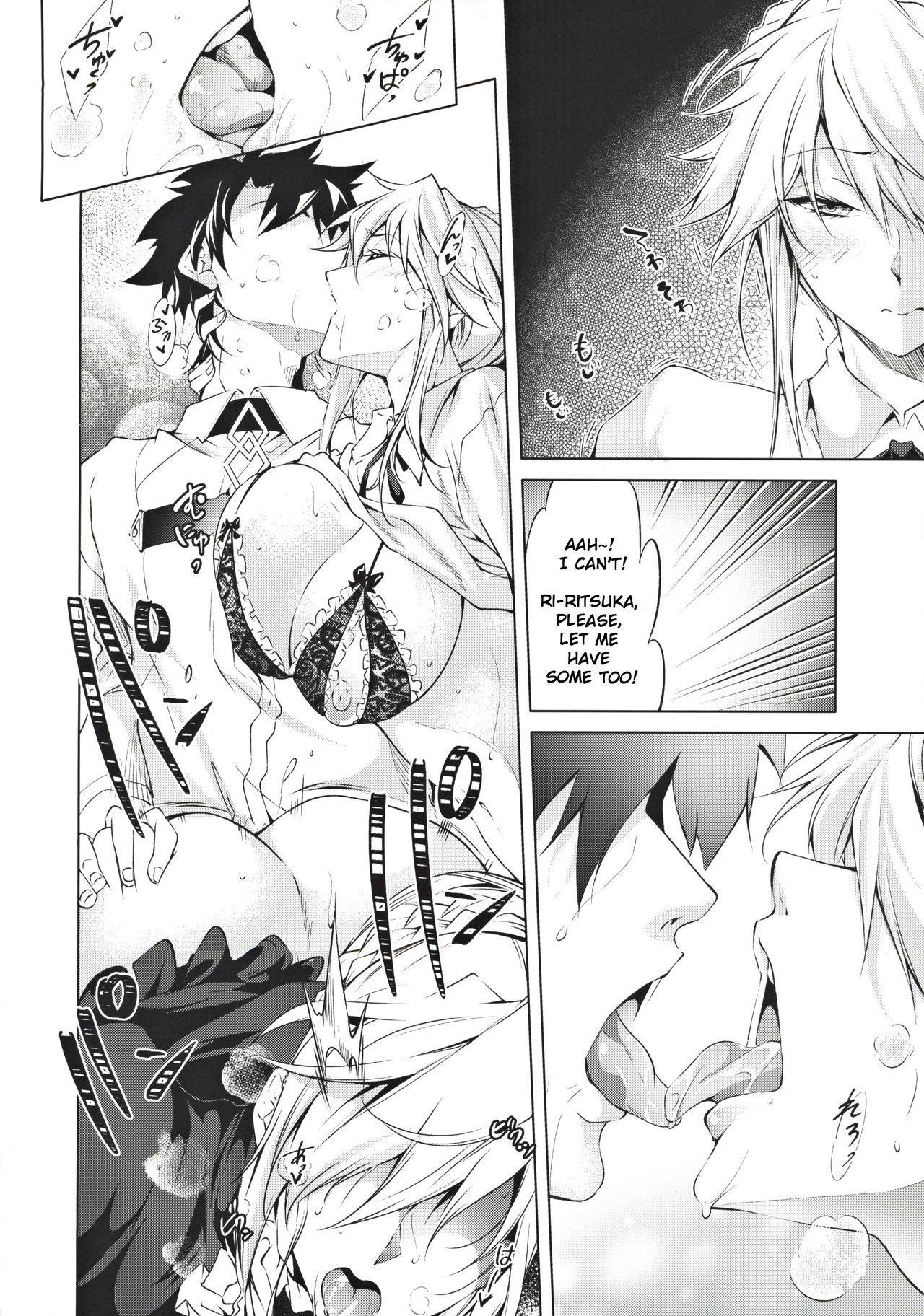 Pendra Shimai no Seijijou   The Pendragon twin sisters' sexual situation 12