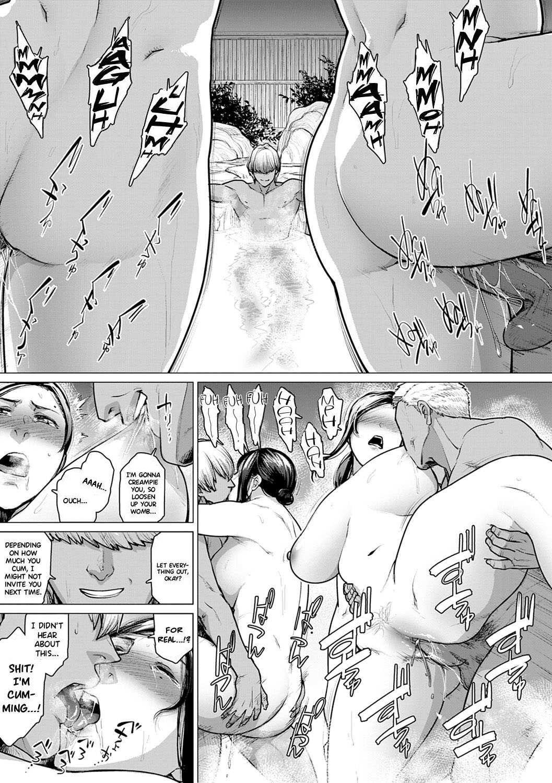Hitozuma Nanpa NTR Onsen Ryokousaki de Nakayoku Tanetsuke Saremashita | Picking Up Married Women At The NTR Hot Springs 20