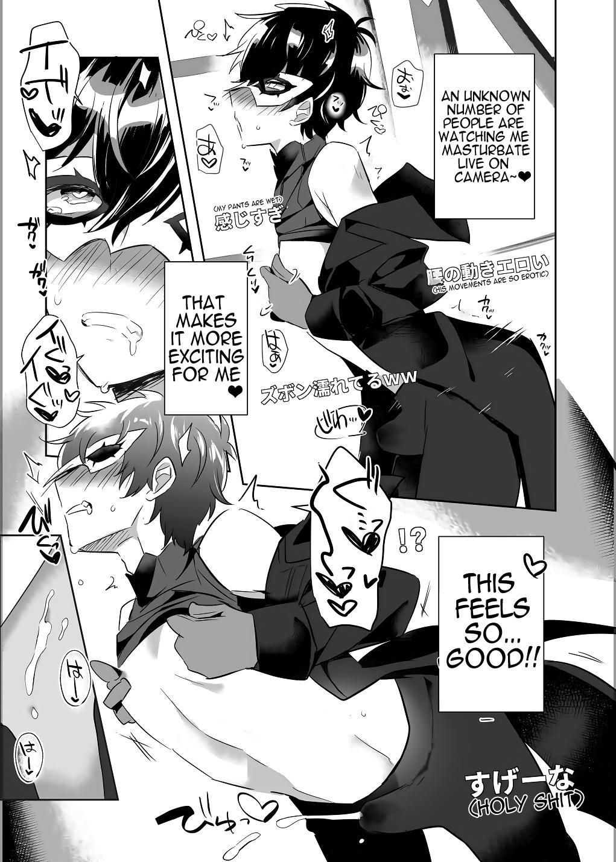 Kaitou-dan Leader no Himitsu no Namahousou 7
