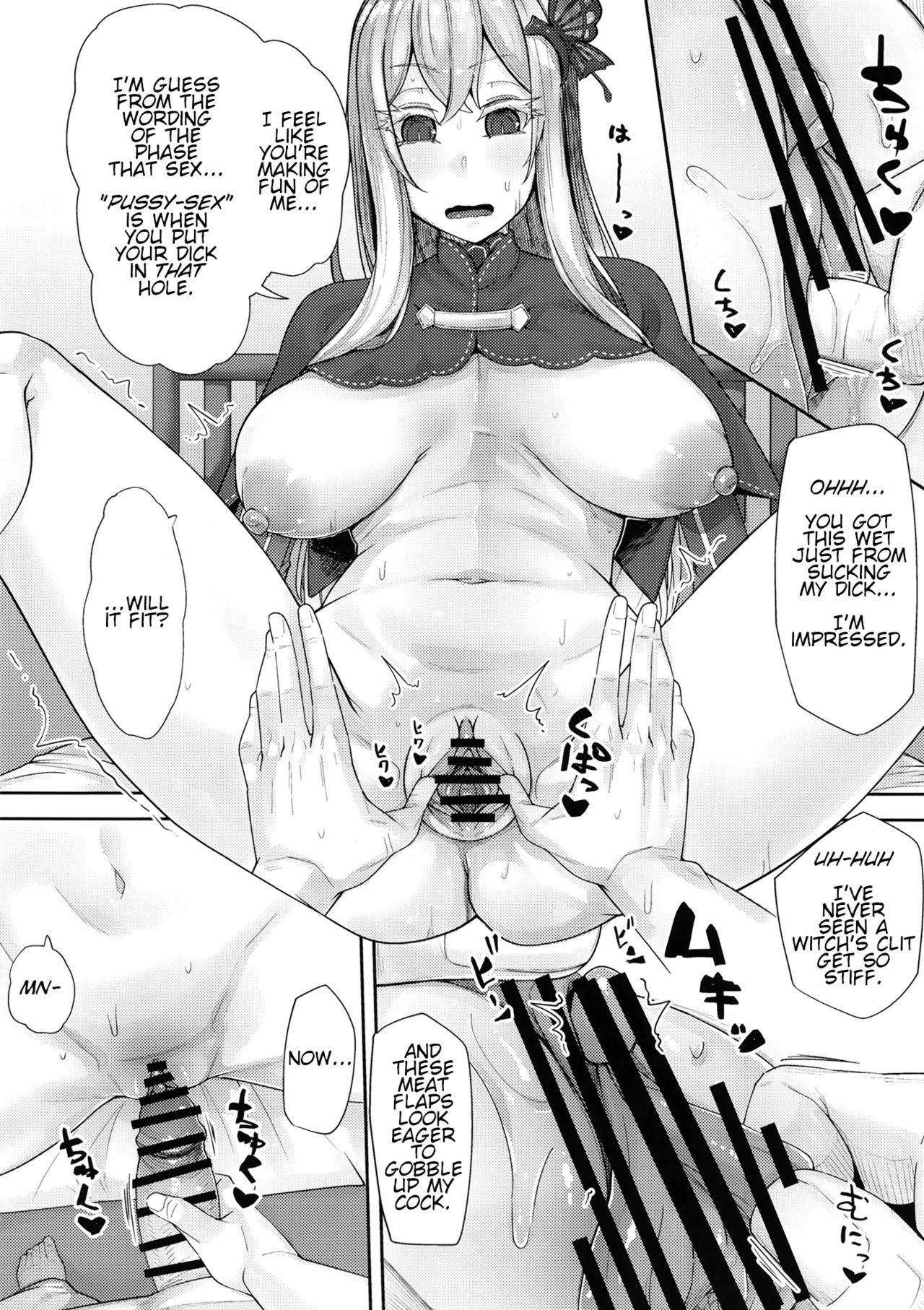 Sukebe na Koto Nannimo Shiranai Echidna-chan Onaho | Echidna: Sexually Ignorant Onahole 11