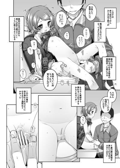 Rion-chan to Sensei 5