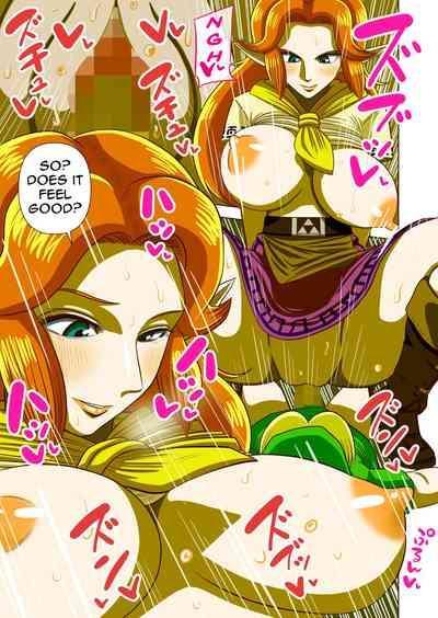 Ze ○ da no densetsu mujuranokamen| The Legend of Zelda: Majora's Mask - First Night 4