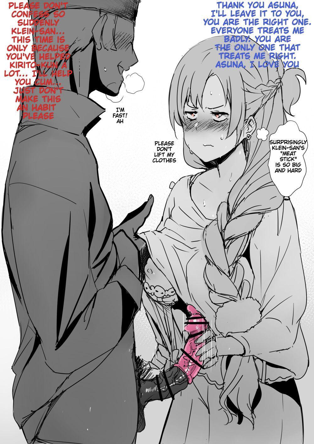 [Oninarasu] Asuna | 亞絲娜 (Sword Art Online) [English]+[Textless] 0