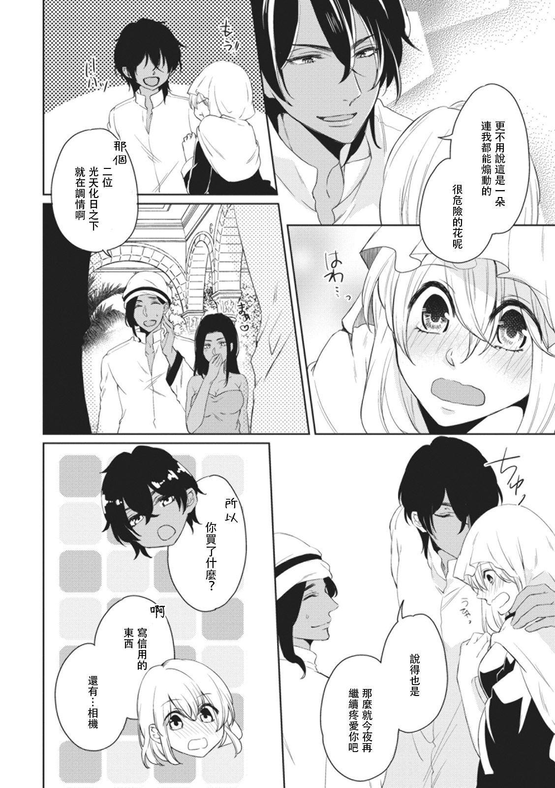 [Dai Sasaduka] ikoku no hanayome ~ seiai ressun wa kimigatame ~ | 異國的花嫁~為你接受的sex教學~ [Chinese] [莉赛特汉化组] 47