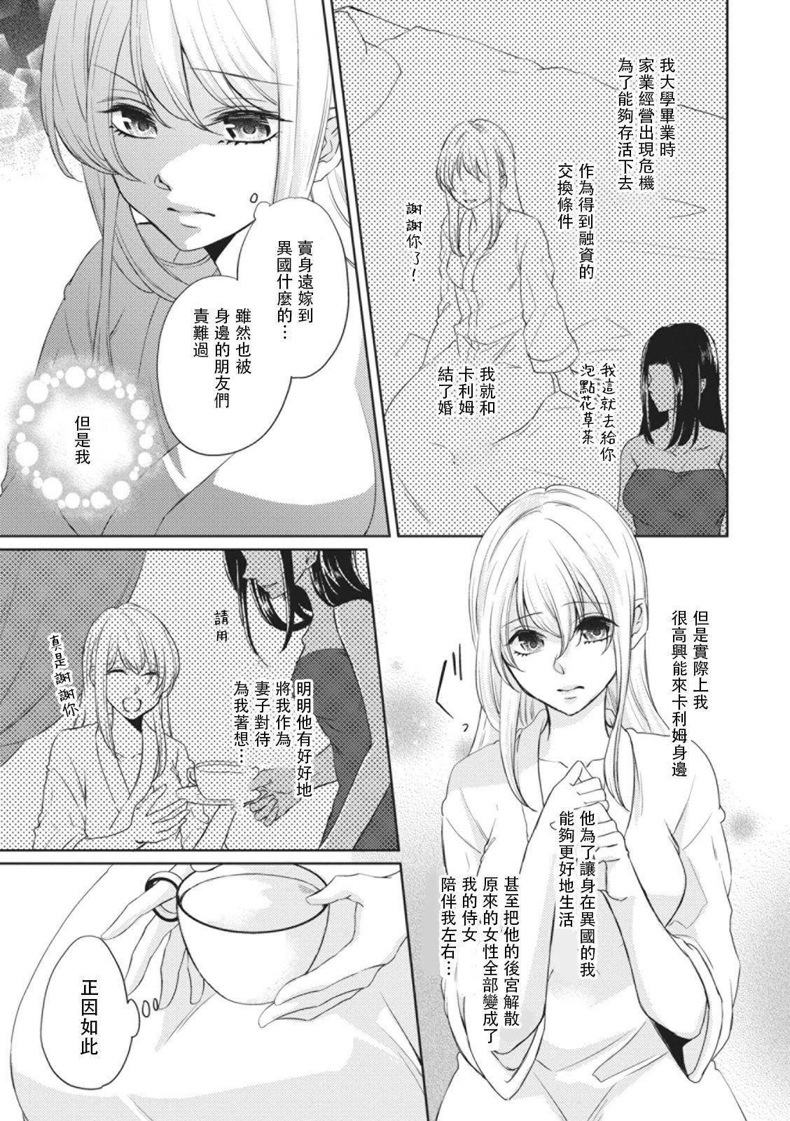[Dai Sasaduka] ikoku no hanayome ~ seiai ressun wa kimigatame ~ | 異國的花嫁~為你接受的sex教學~ [Chinese] [莉赛特汉化组] 8