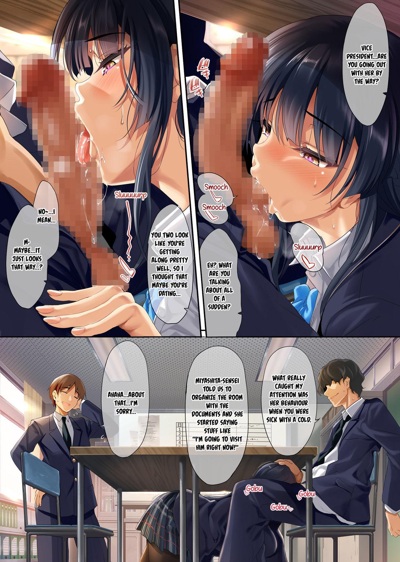 Takabisha na Seitokaichou o Appli de Juujun Choukyou 21