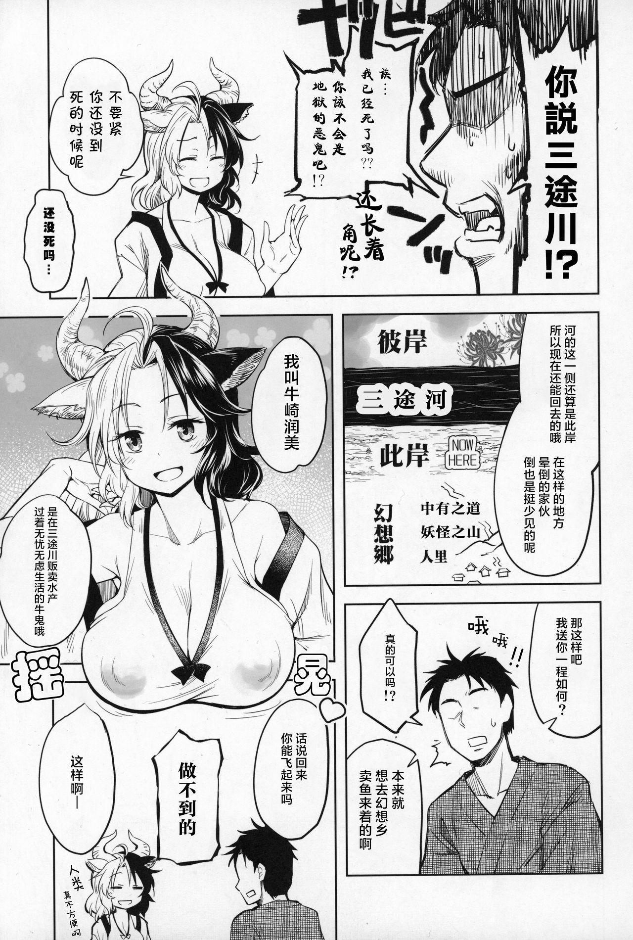 Mendoumi no Ii Ushizaki-san   照顾人的热心牛崎太太 3