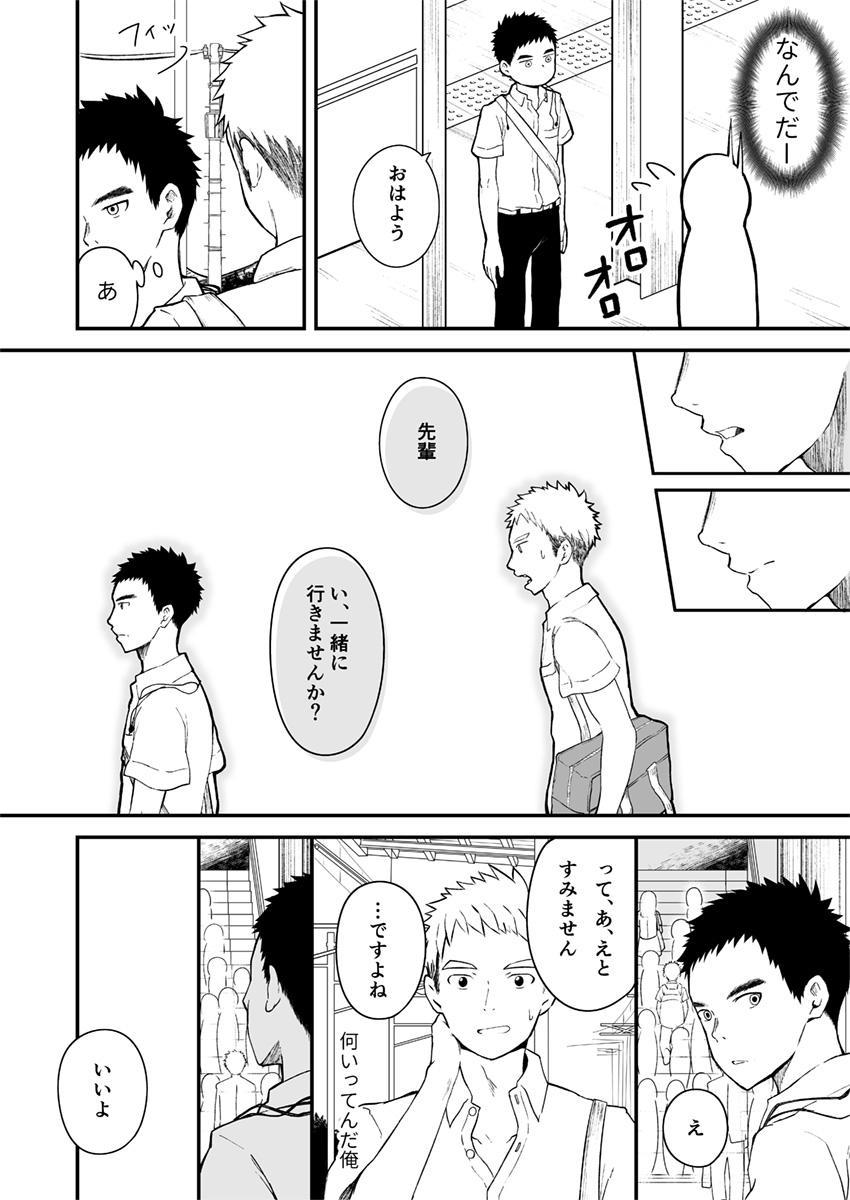 Sukoshi to Ippai no Seishun 22