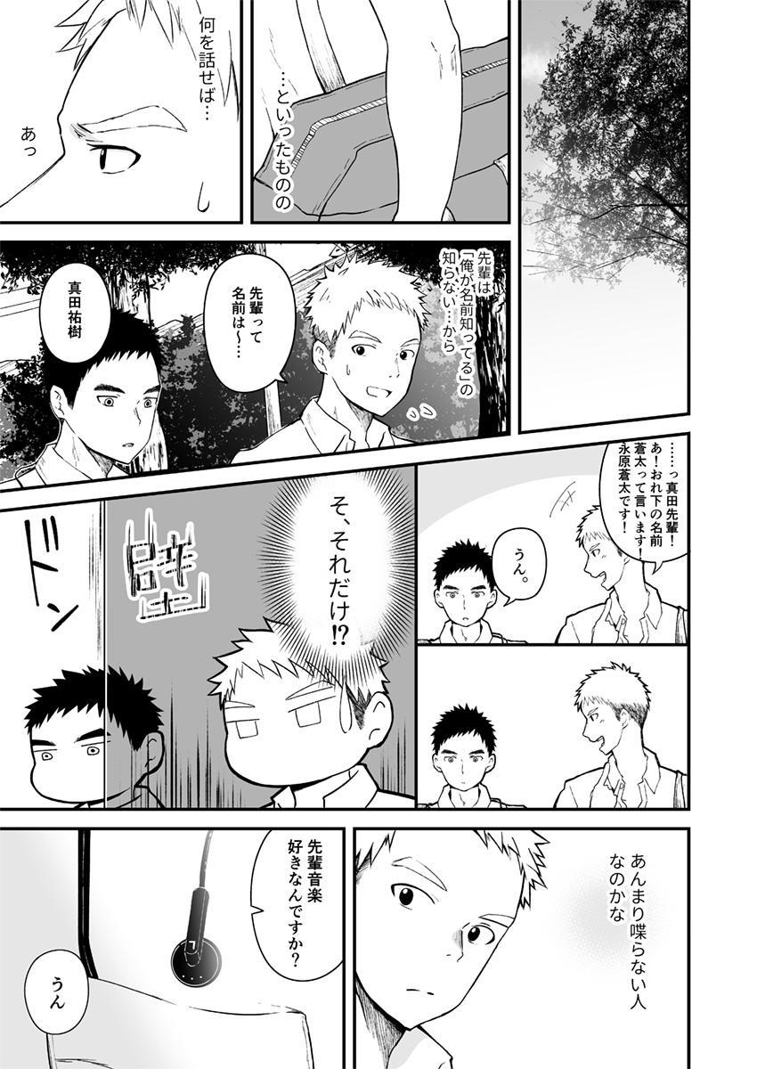 Sukoshi to Ippai no Seishun 23