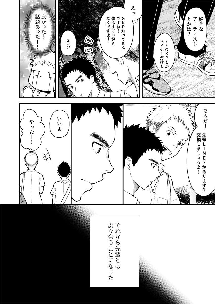 Sukoshi to Ippai no Seishun 24