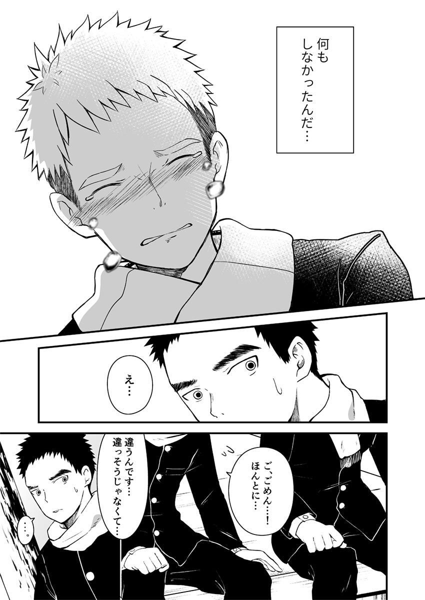 Sukoshi to Ippai no Seishun 35