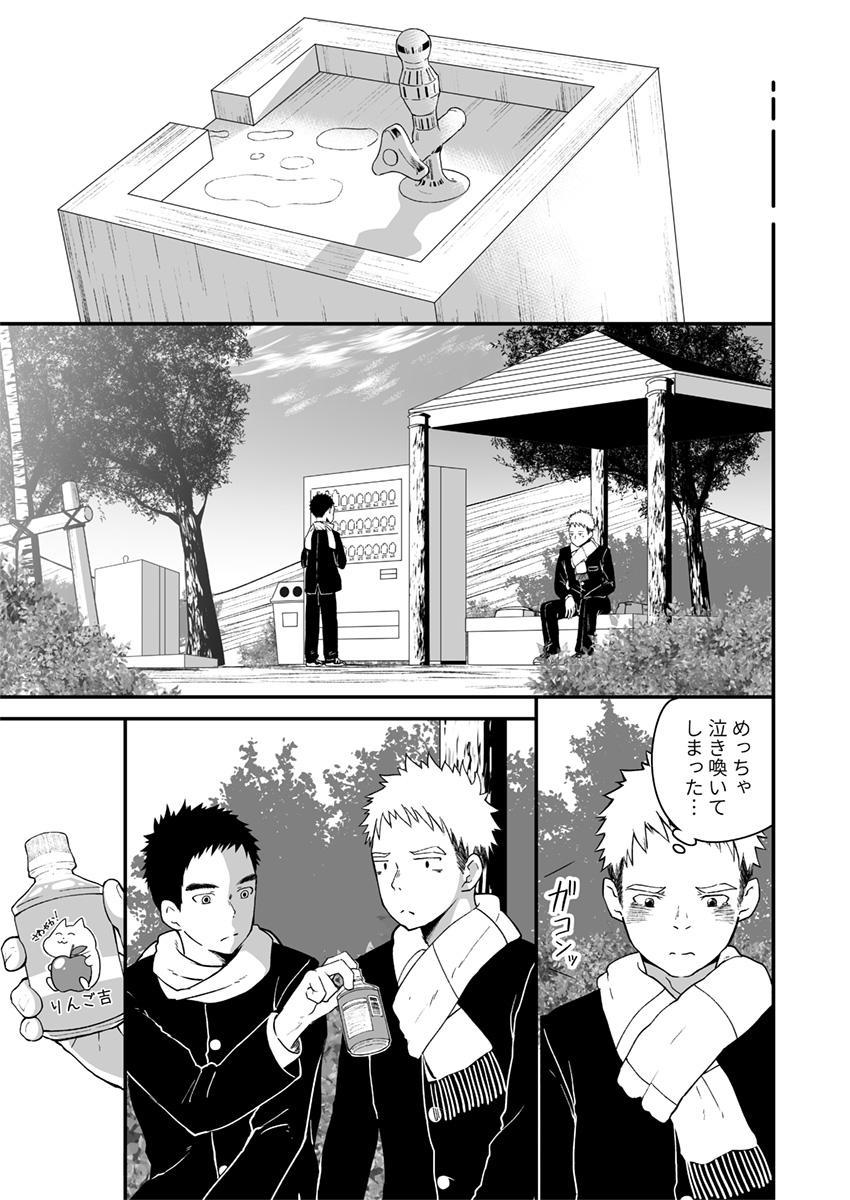 Sukoshi to Ippai no Seishun 37