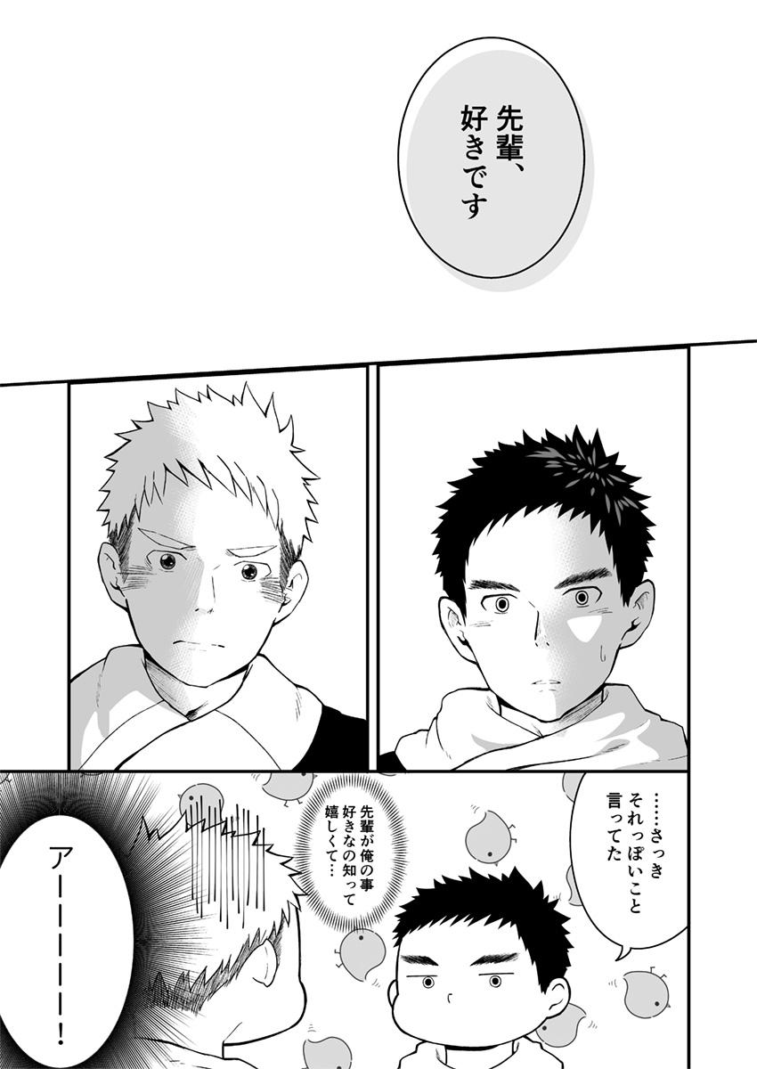 Sukoshi to Ippai no Seishun 39