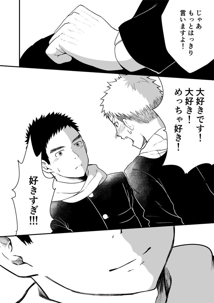 Sukoshi to Ippai no Seishun 40