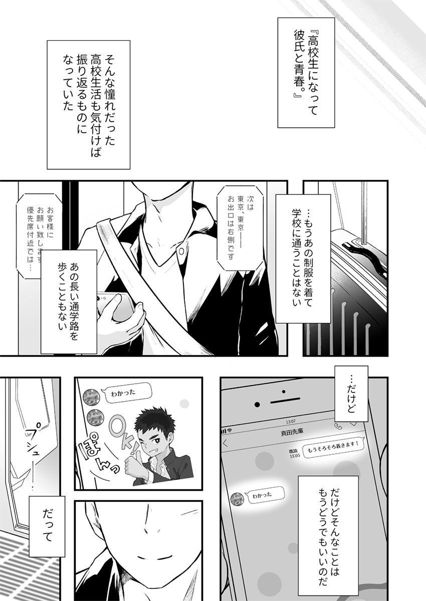 Sukoshi to Ippai no Seishun 71