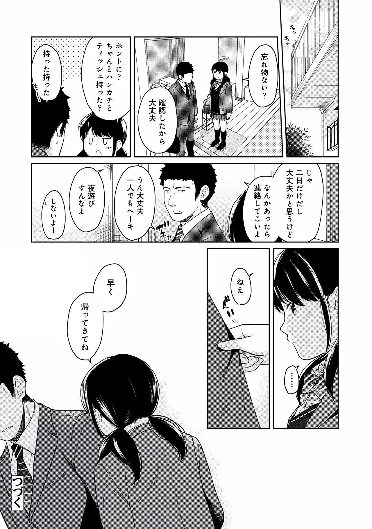 1LDK+JK Ikinari Doukyo? Micchaku!? Hatsu Ecchi!!? Vol.2 167