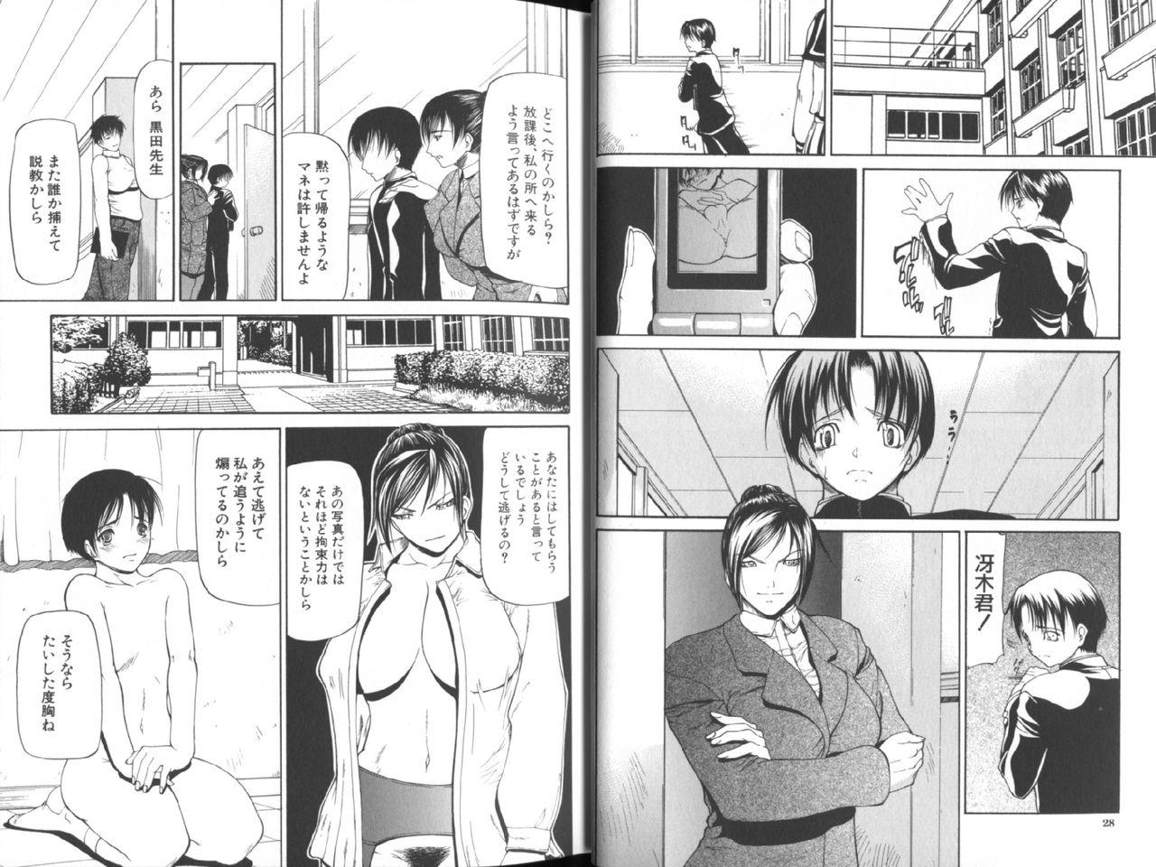 Senjou - A Desire is Instigated 15