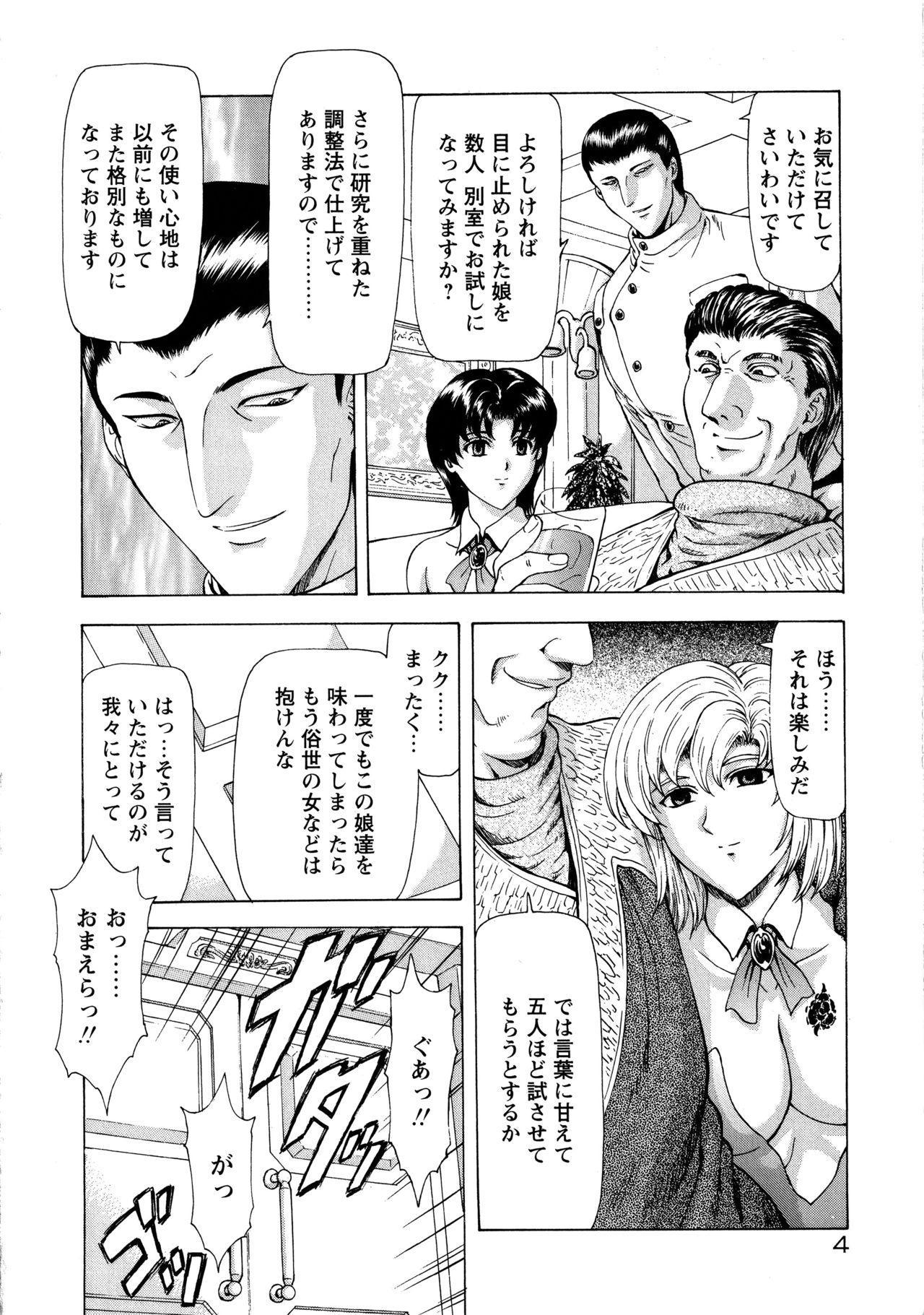 Ginryuu no Reimei Vol. 1 11