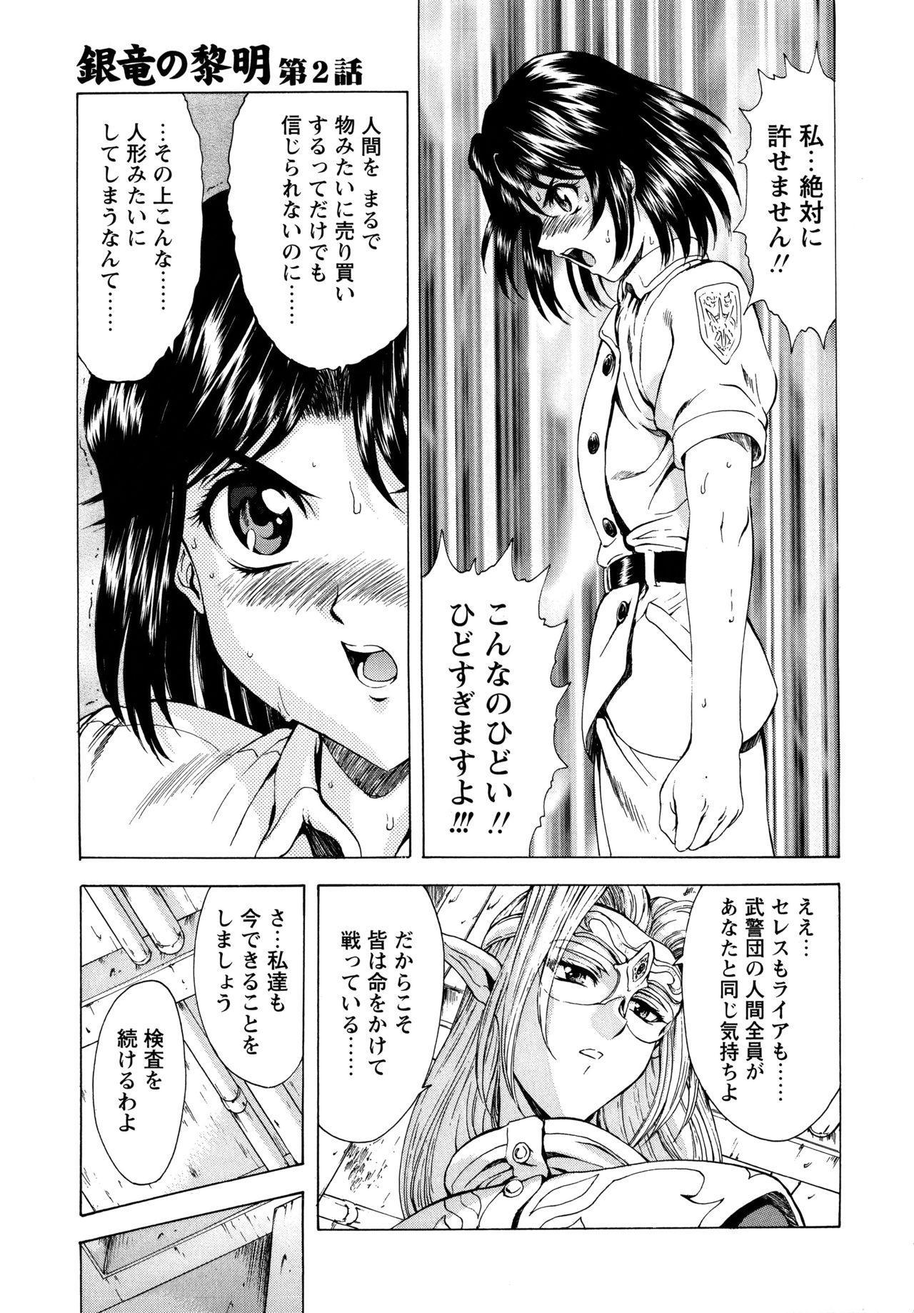 Ginryuu no Reimei Vol. 1 40